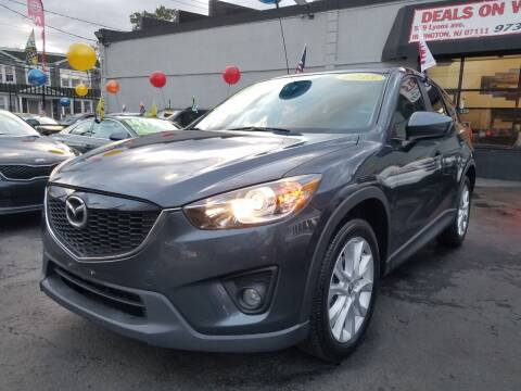 2013 Mazda CX-5 for sale at Deals On Wheels Auto Group in Irvington NJ
