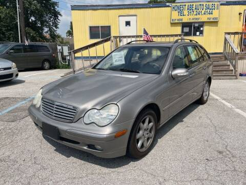 2004 Mercedes-Benz C-Class for sale at Honest Abe Auto Sales 2 in Indianapolis IN