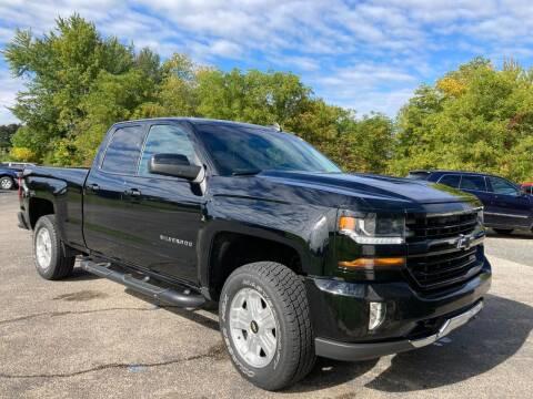 2016 Chevrolet Silverado 1500 for sale at Deals on Wheels Auto Sales in Scottville MI