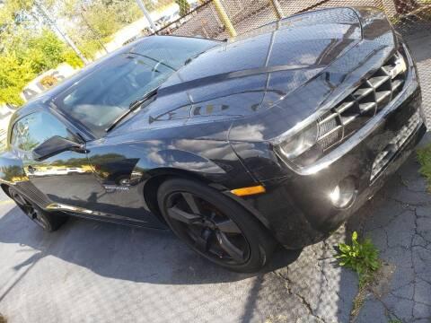 2011 Chevrolet Camaro for sale at Cj king of car loans/JJ's Best Auto Sales in Troy MI
