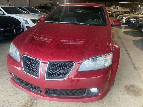2009 Pontiac G8 for sale at Autodealz in Tempe AZ