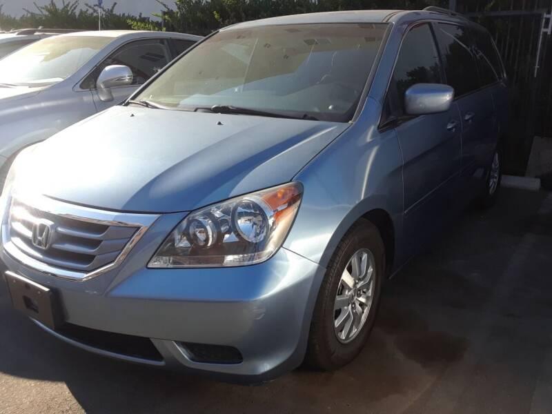 2009 Honda Odyssey for sale at Western Motors Inc in Los Angeles CA