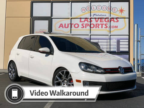 2013 Volkswagen GTI for sale at Las Vegas Auto Sports in Las Vegas NV