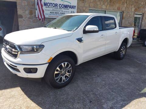 2020 Ford Ranger for sale at KC Motor Company in Chattanooga TN