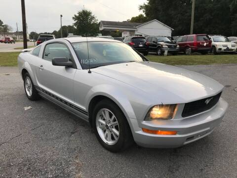 2006 Ford Mustang for sale at ATLANTA AUTO WAY in Duluth GA