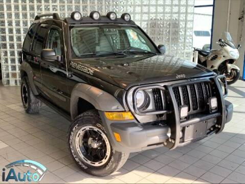 2006 Jeep Liberty for sale at iAuto in Cincinnati OH