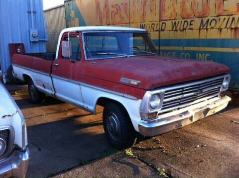 1968 Ford Ranger for sale at Haggle Me Classics in Hobart IN