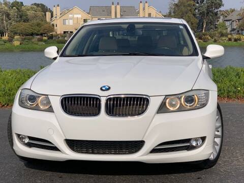 2011 BMW 3 Series for sale at Continental Car Sales in San Mateo CA