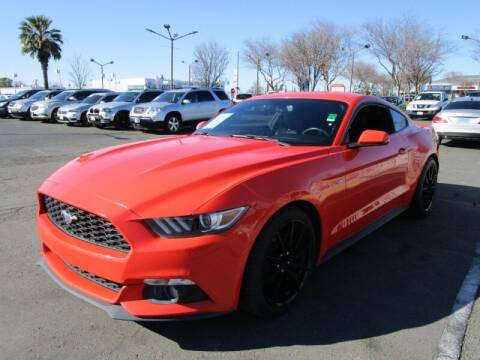 2015 Ford Mustang for sale at Salem Auto Sales in Sacramento CA
