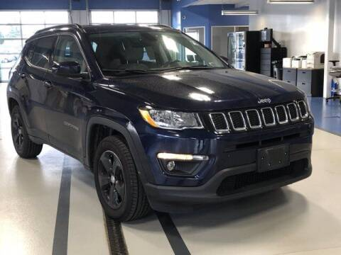 2018 Jeep Compass for sale at Simply Better Auto in Troy NY
