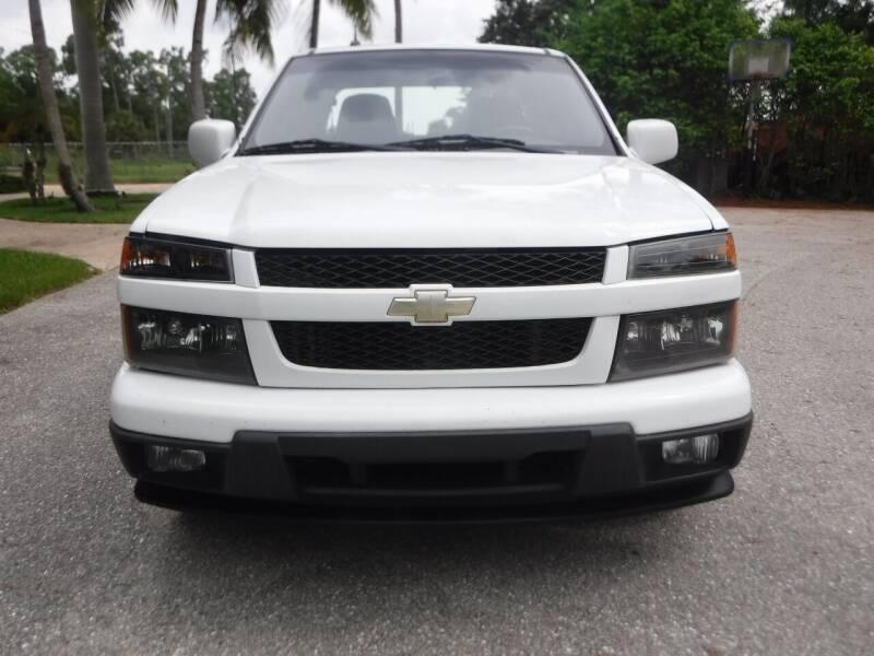 2010 Chevrolet Colorado for sale at Seven Mile Motors, Inc. in Naples FL