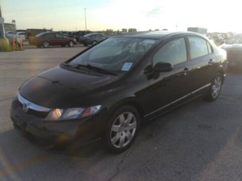 2010 Honda Civic for sale at HW Used Car Sales LTD in Chicago IL