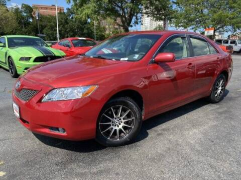 2007 Toyota Camry for sale at Sonias Auto Sales in Worcester MA