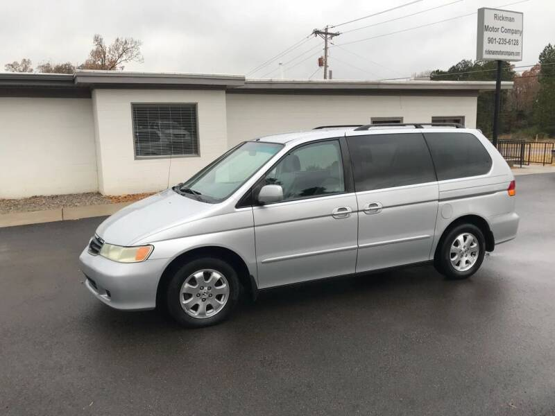 2004 Honda Odyssey for sale at Rickman Motor Company in Somerville TN