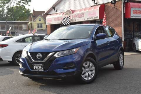 2020 Nissan Rogue Sport for sale at Foreign Auto Imports in Irvington NJ