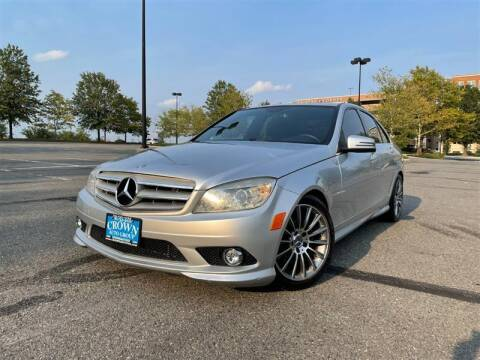 2010 Mercedes-Benz C-Class for sale at Crown Auto Group in Falls Church VA