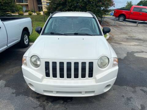 2007 Jeep Compass for sale at J Franklin Auto Sales in Macon GA