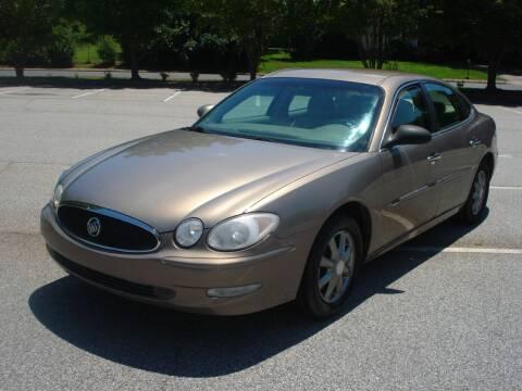 2007 Buick LaCrosse for sale at Uniworld Auto Sales LLC. in Greensboro NC