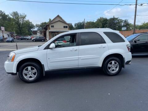 2008 Chevrolet Equinox for sale at E & A Auto Sales in Warren OH