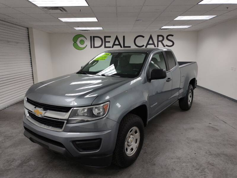 2018 Chevrolet Colorado for sale at Ideal Cars Broadway in Mesa AZ
