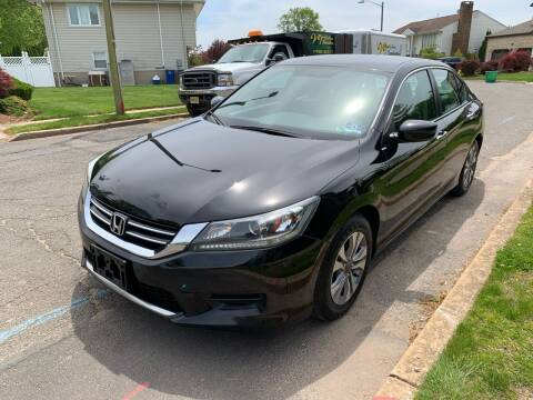 2014 Honda Accord for sale at MFT Auction in Lodi NJ