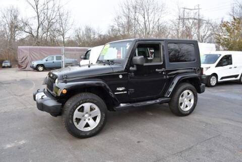 2009 Jeep Wrangler for sale at Absolute Auto Sales, Inc in Brockton MA