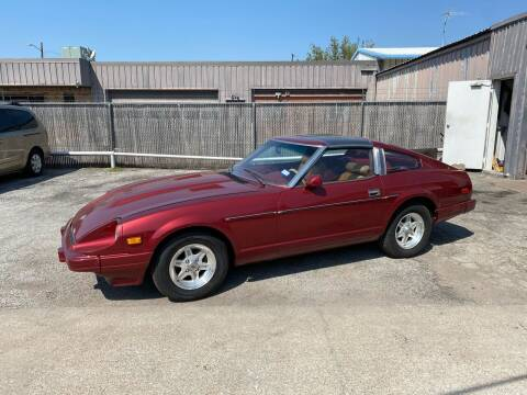 1983 Datsun 280Z for sale at Shooters Auto Sales in Fort Worth TX