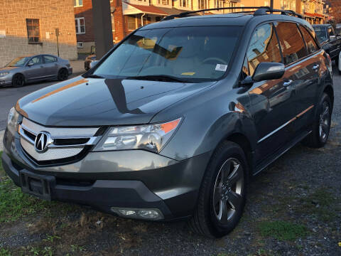 2008 Acura MDX for sale at Centre City Imports Inc in Reading PA