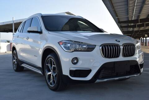 2018 BMW X1 for sale at Rovcanin Motors in San Jose CA