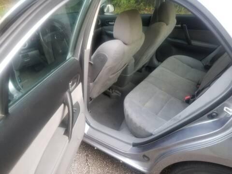 2008 Mazda MAZDA6 for sale at J & J Auto Brokers in Slidell LA