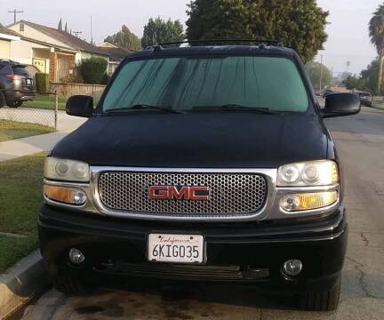 2005 GMC Yukon XL for sale at Carpower Trading Inc. in Anaheim CA