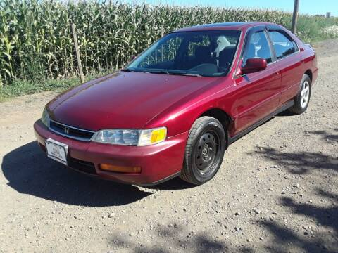 1997 Honda Accord for sale at M AND S CAR SALES LLC in Independence OR
