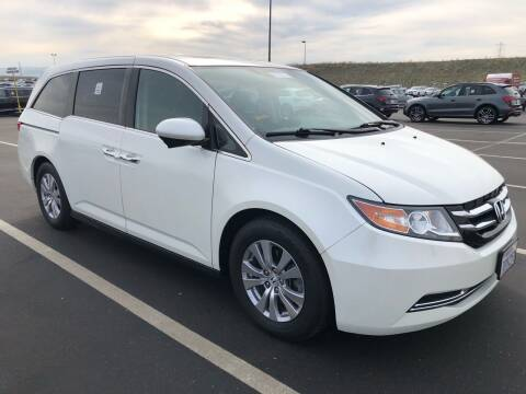 2016 Honda Odyssey for sale at EKE Motorsports Inc. in El Cerrito CA