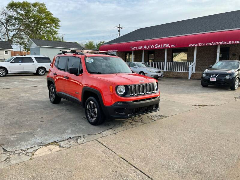 2015 Jeep Renegade for sale at Taylor Auto Sales Inc in Lyman SC