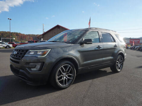 2017 Ford Explorer for sale at Stephens Auto Center of Beckley in Beckley WV