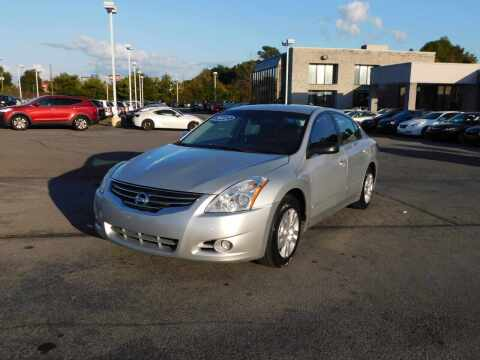2012 Nissan Altima for sale at Paniagua Auto Mall in Dalton GA