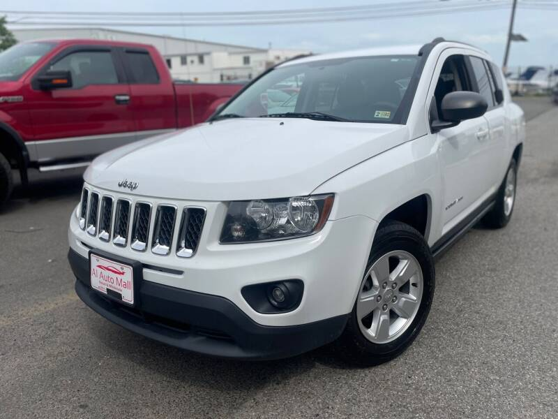 2014 Jeep Compass for sale at A1 Auto Mall LLC in Hasbrouck Heights NJ