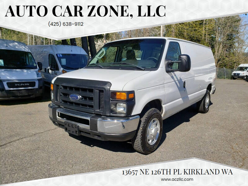 2009 Ford E-Series Cargo for sale at Auto Car Zone, LLC in Kirkland WA