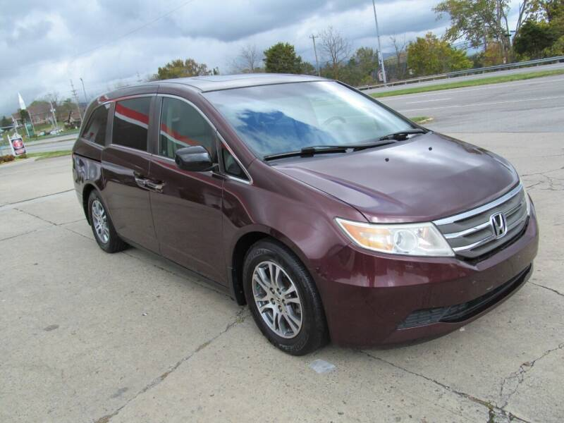 2011 Honda Odyssey for sale at HarrogateAuto.com in Harrogate TN
