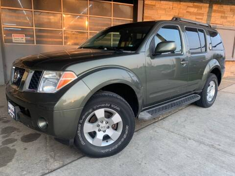 2005 Nissan Pathfinder for sale at Car Planet Inc. in Milwaukee WI