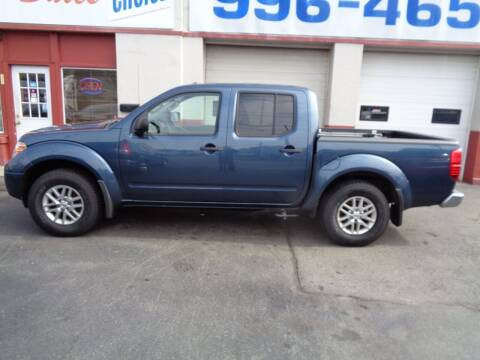 2014 Nissan Frontier for sale at Best Choice Auto Sales Inc in New Bedford MA