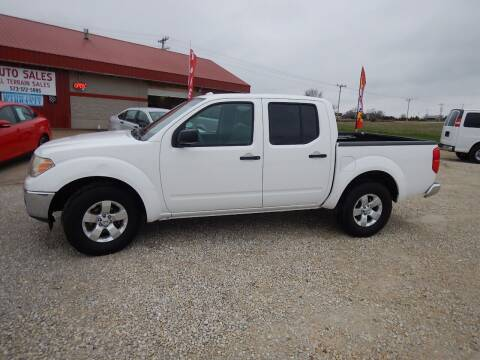 2011 Nissan Frontier for sale at All Terrain Sales in Eugene MO
