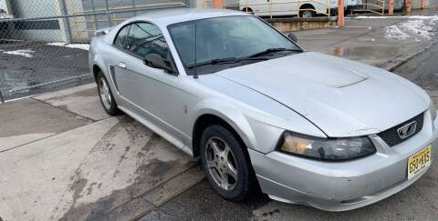 2003 Ford Mustang for sale at O A Auto Sale in Paterson NJ