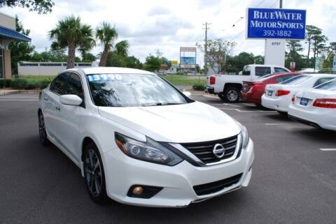 2016 Nissan Altima for sale at BlueWater MotorSports in Wilmington NC