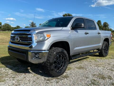 2016 Toyota Tundra for sale at TINKER MOTOR COMPANY in Indianola OK