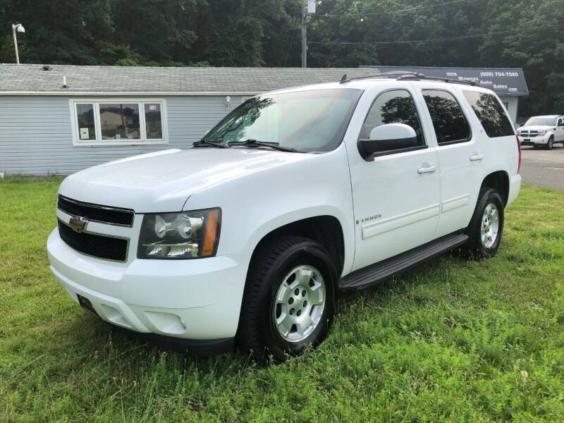 2009 Chevrolet Tahoe for sale at Manny's Auto Sales in Winslow NJ