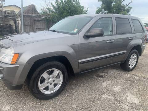 2007 Jeep Grand Cherokee for sale at FAIR DEAL AUTO SALES INC in Houston TX