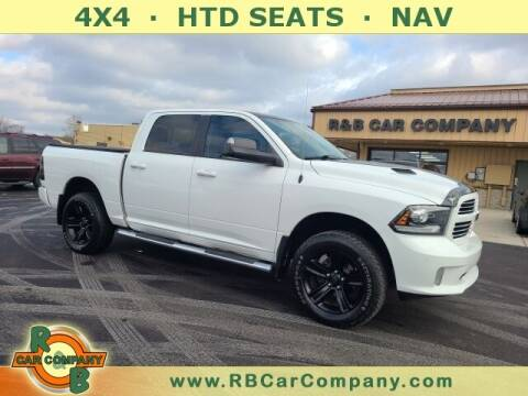 2014 RAM Ram Pickup 1500 for sale at R & B Car Company in South Bend IN