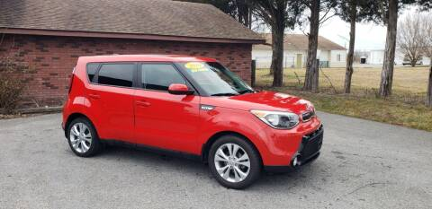 2016 Kia Soul for sale at Elite Auto Sales in Herrin IL