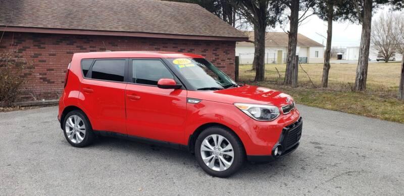 2016 Kia Soul for sale at Elite Auto Sales in Herrin IL